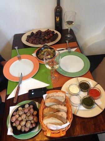 Los Aljibes de Tahiche: pranzo della domenica