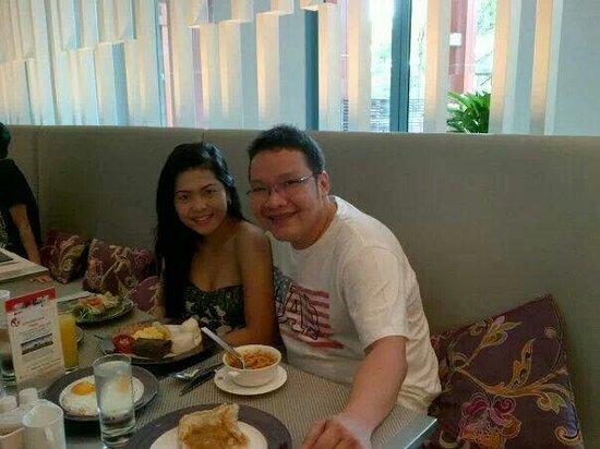 Hard Rock Hotel Singapore: Breakfast time
