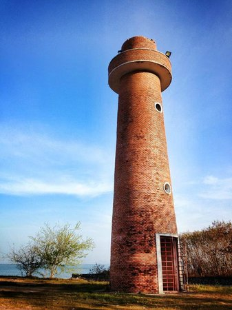 Lanta Old Town: Lighthouse - hard to believe this is in Lanta