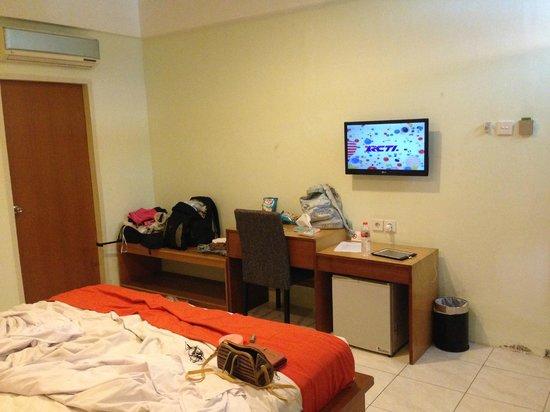 Griya Asri Hotel : LCD TV