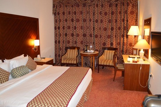 Regent Palace Hotel: my room
