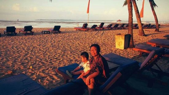 Mercure Resort Sanur : Sunrise