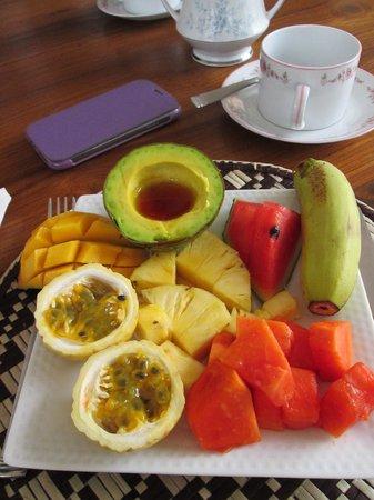 Morning Star : Breakfast