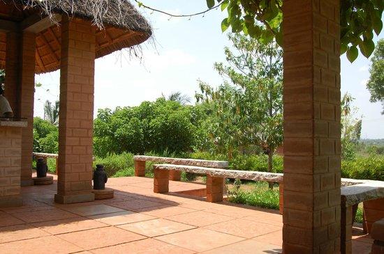Our Native Village: Reception Area