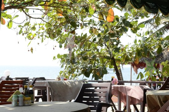 Varkala Marine Palace: The Marine Palace Restaurant
