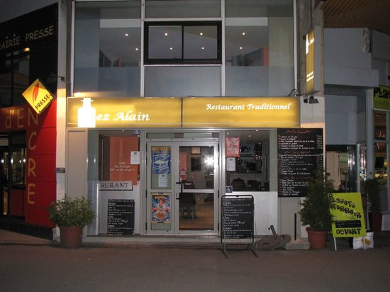 chez alain ivry sur seine 3 rue robespierre restaurant reviews phone number photos. Black Bedroom Furniture Sets. Home Design Ideas
