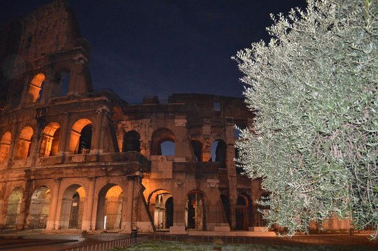 The Inn At The Roman Forum - Small Luxury Hotel: Collosseo at Dawn.