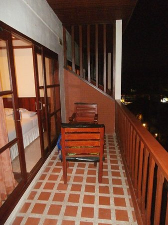 Alina Grande Hotel & Resort: chambre