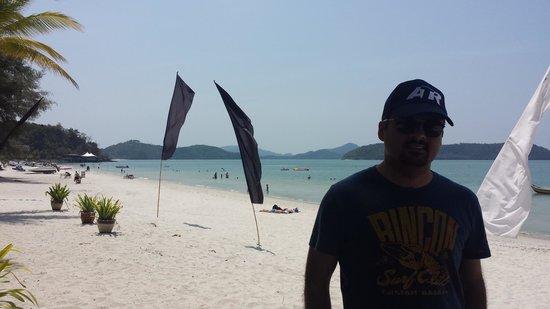 Cenang Beach : Cafe