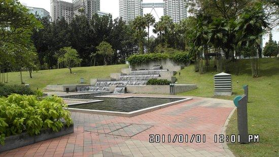 Kuala Lumpur Convention Center : Park