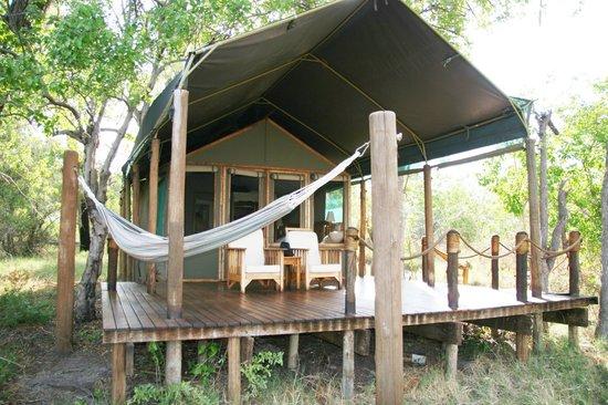 Sanctuary Stanley's Camp : Habitacion