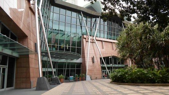 Kuala Lumpur Convention Center : KLCC