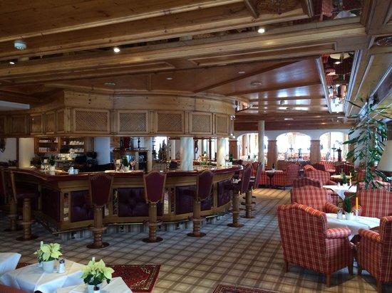 Austria Bellevue Hotel: Hotel Bar