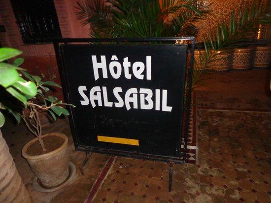 Hotel Salsabil : salsabil