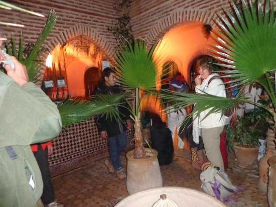 Hotel Salsabil: entrée