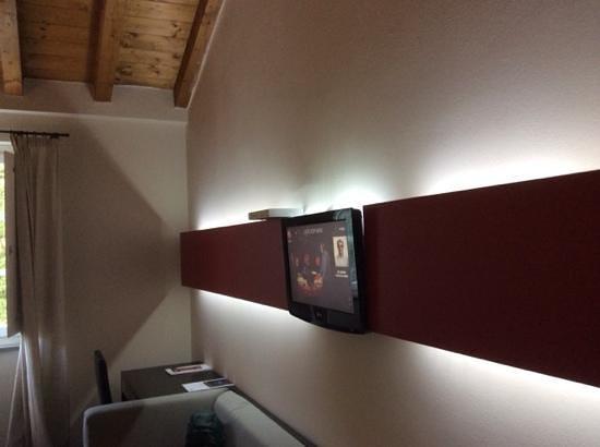 Hotel Abetaia: camera con sky tv