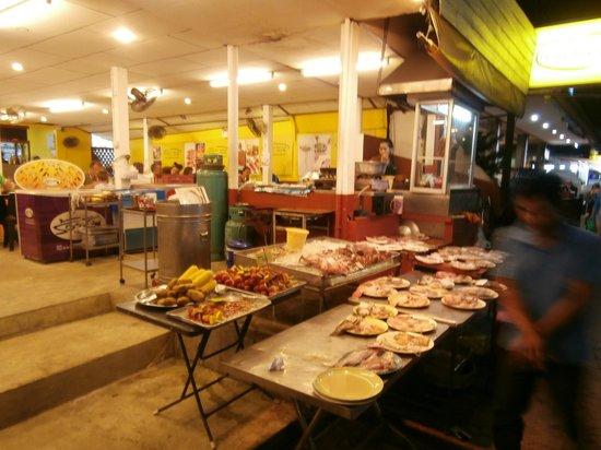 Nong Bua Seafood: etale