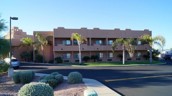 Best Western Apache Junction Inn: Vue extérieure