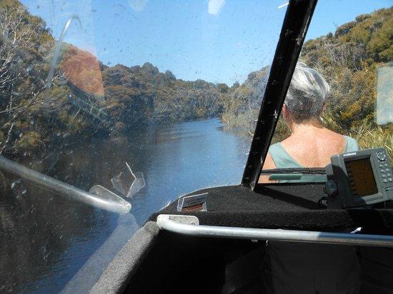 Rakiura Charters & Water Taxi: Rakiura Boat ride