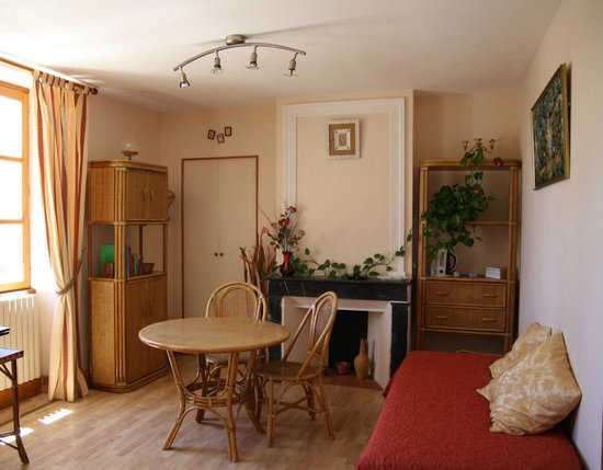 Chateau Fredignac: chambre merlot