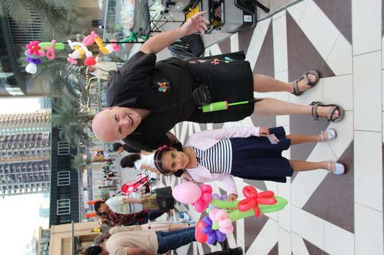 Four Points by Sheraton Sheikh Zayed Road, Dubai: My daughter Biba got her special roses