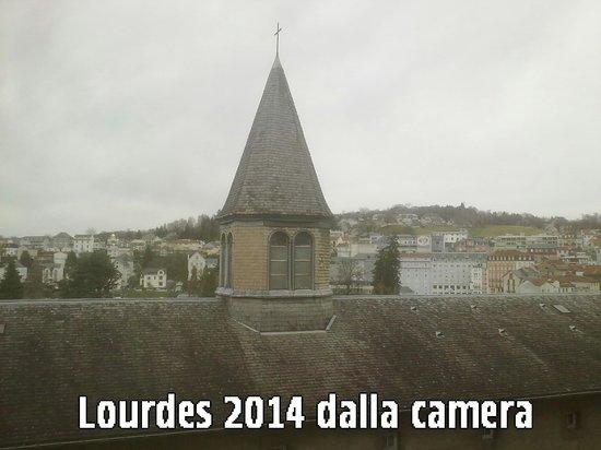 Inter-Hotel Astoria Vatican: vista dalla balcone della camera
