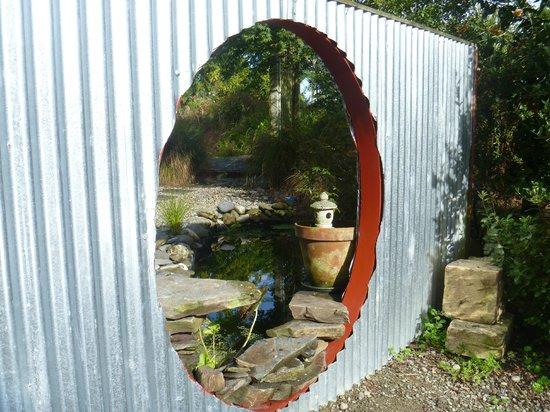Ranui Retreat Bed and Breakfast: The secret garden...