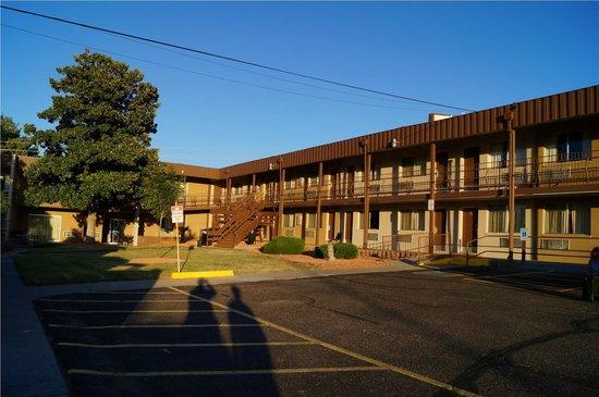 Rodeway Inn Page: Vue extérieure