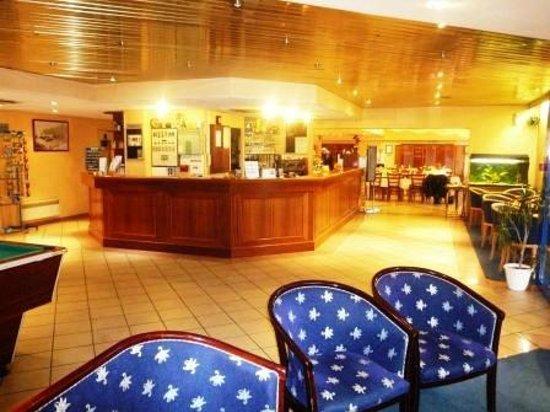 Euro Hotel Orly Rungis : Reception