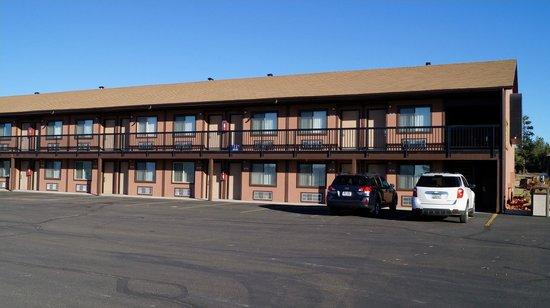 Bryce View Lodge : Vue extérieure