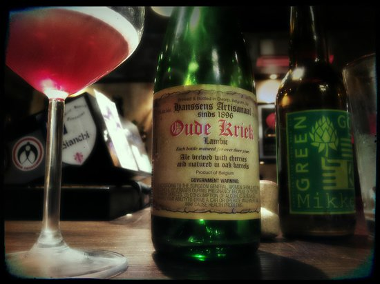 Archea Brewery: Oude Kriek