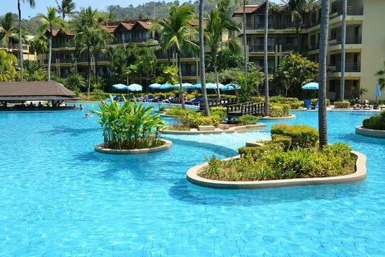 Phuket Marriott Resort & Spa, Merlin Beach: piscine