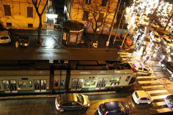 SHG Hotel Porta Maggiore: вид из номера