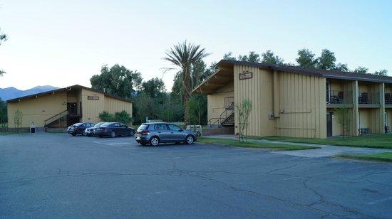 Furnace Creek Inn and Ranch Resort: Vue extérieure