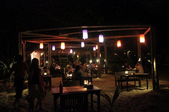 LaLaanta Hideaway Resort: Restaurant