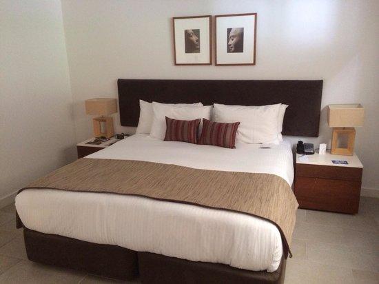 Pullman Palm Cove Sea Temple Resort & Spa: One bedroom apartment