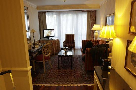 Stanhope Hotel: ingresso