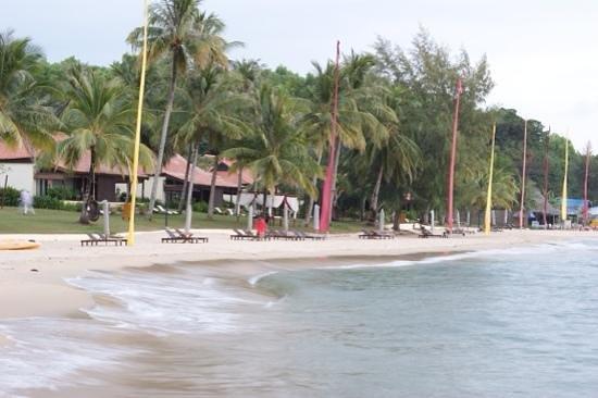 Chen Sea Resort & Spa Phu Quoc: la plage et les villas beachfront