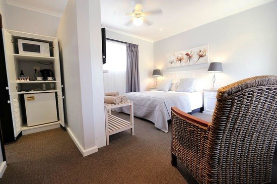 Beachwalk Bed and Breakfast: Double room