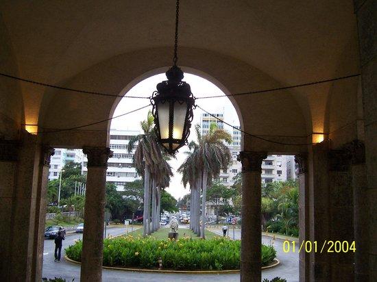 Hotel Nacional de Cuba: ΕΙΣΟΔΟΣ NATIONAL