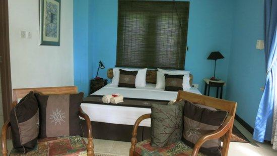 Maison Soleil : our room