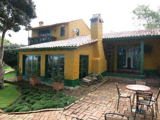 Posada Estancia San Antonio: Hotel