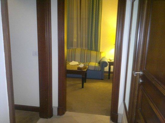 Le Patio Boutique Hotel : Suite