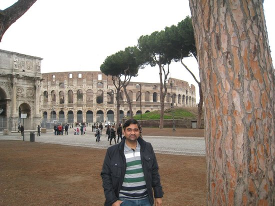 Angel Tours Rome : Colosseum