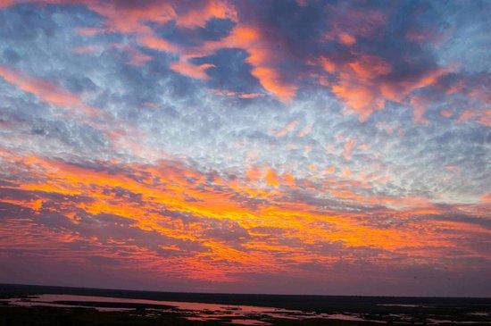 Jabiru, Australië: fabulous sunsets