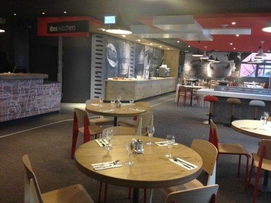 ibis Lausanne Crissier : Swiss Restaurant