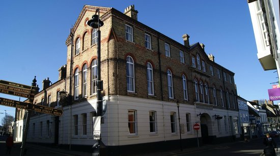 The George Hotel: From the High Street