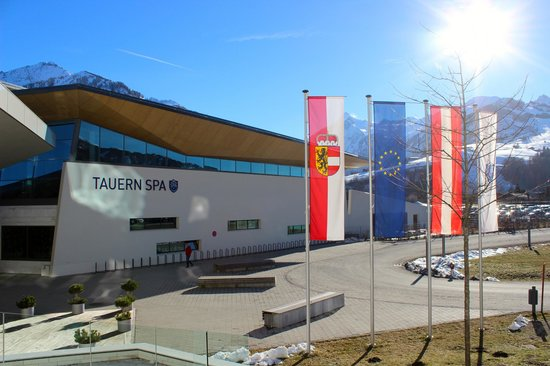 Tauern Spa Kaprun : The public spa