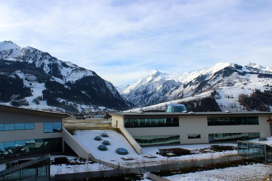Tauern Spa Kaprun : Balcony view