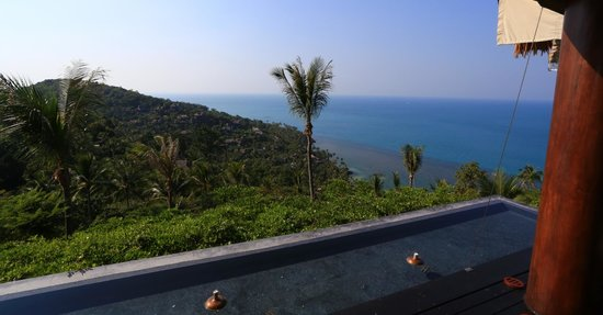 Four Seasons Resort Koh Samui Thailand : main entrance view